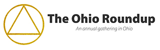 The Ohio Roundup Logo